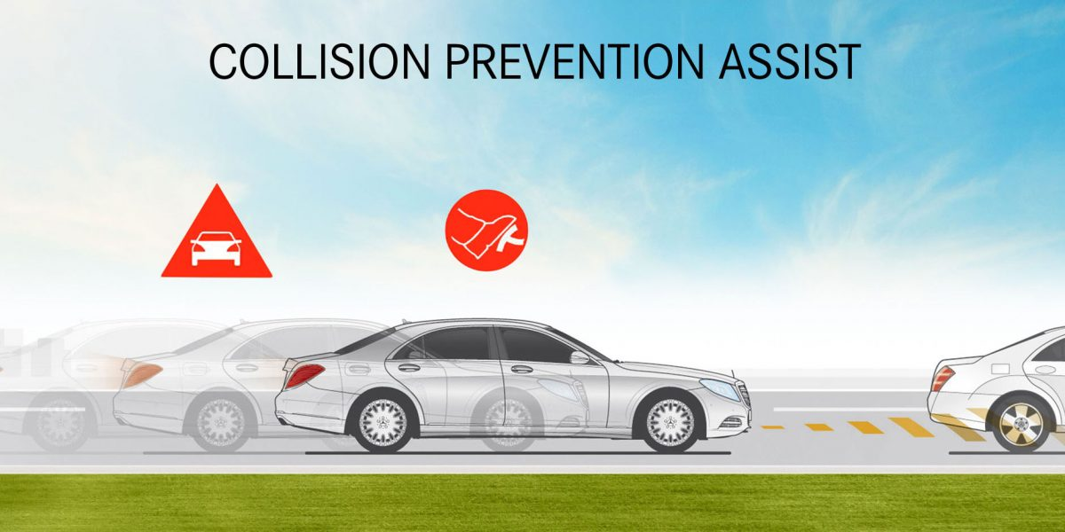 collision prevention assist