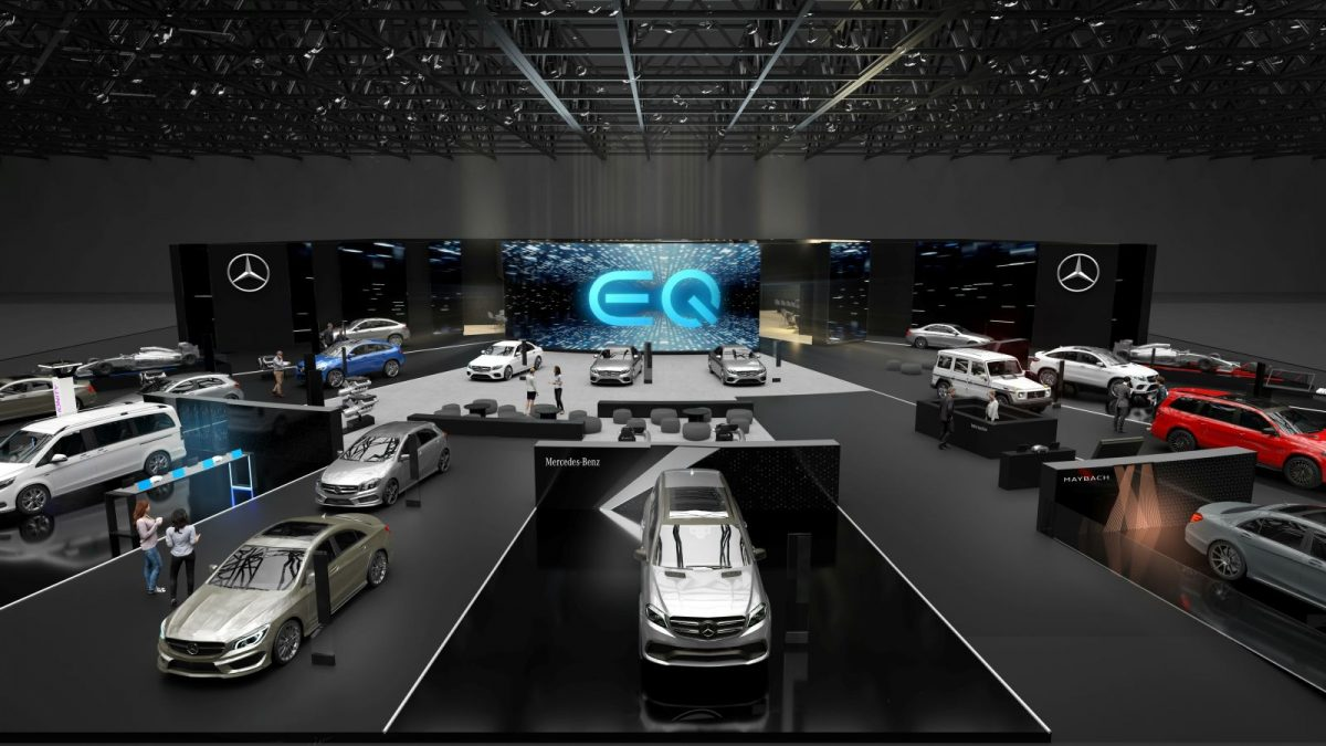 Mercedes-Benz auf dem Genfer Automobil-Salon 2020: Zahlreiche Welt- und EuropapremierenMercedes-Benz at the 2020 Geneva Motor Show: Numerous world and European premieres